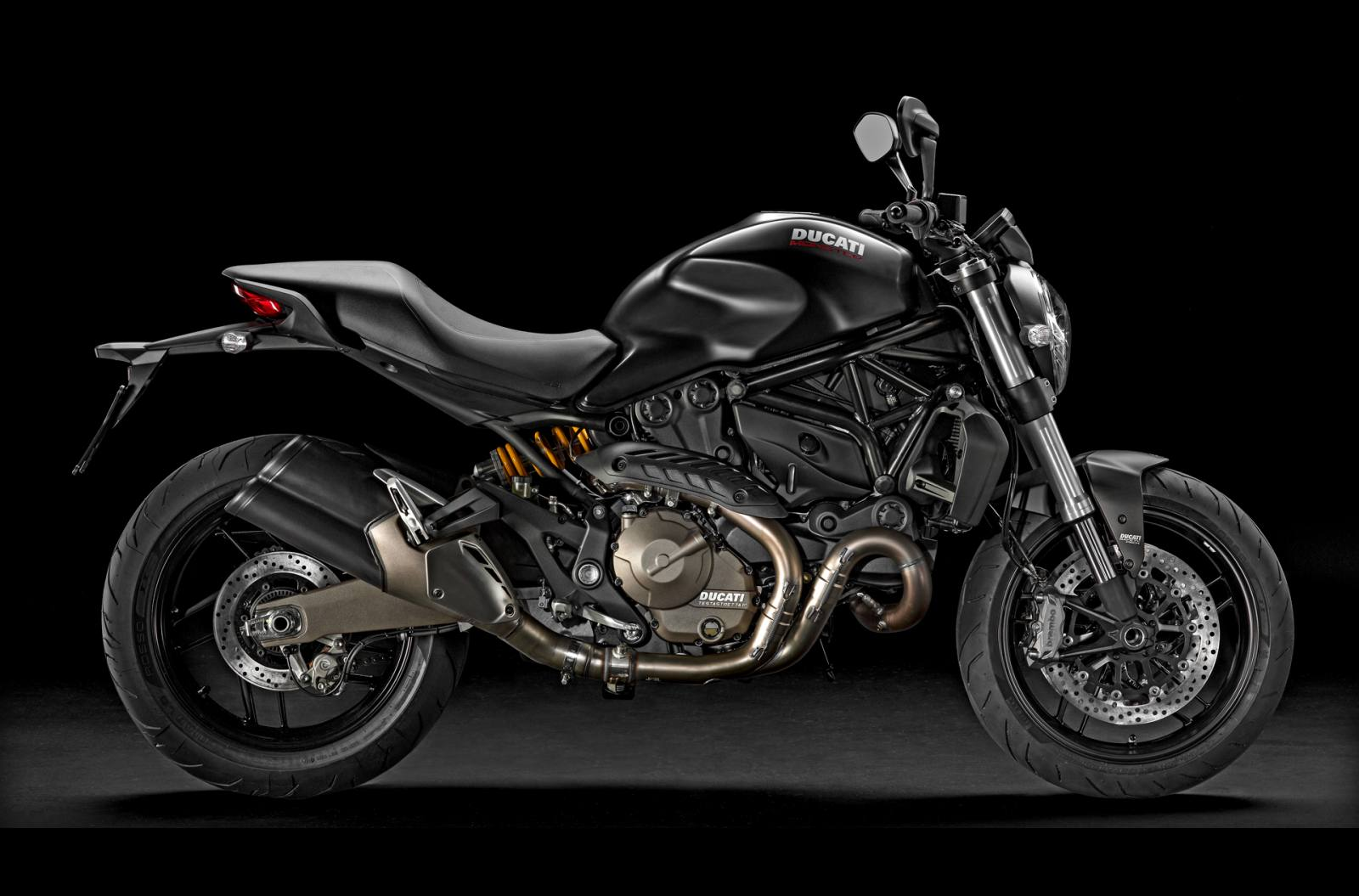 2015 Ducati Monster 821, motorcycle listing