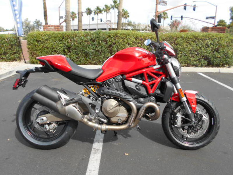 2015 ducati monster 821 stripe motorcycle from chandler az today sale 12 195. Black Bedroom Furniture Sets. Home Design Ideas