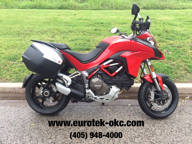 2015 Ducati Multistrada 1200 Touring Pkg, motorcycle listing