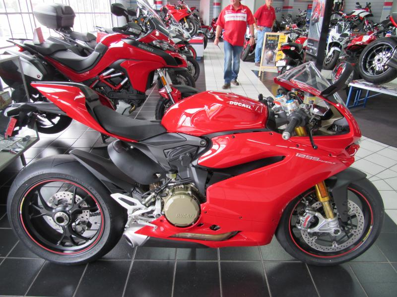 2015 Ducati Panigale 1299 S, motorcycle listing