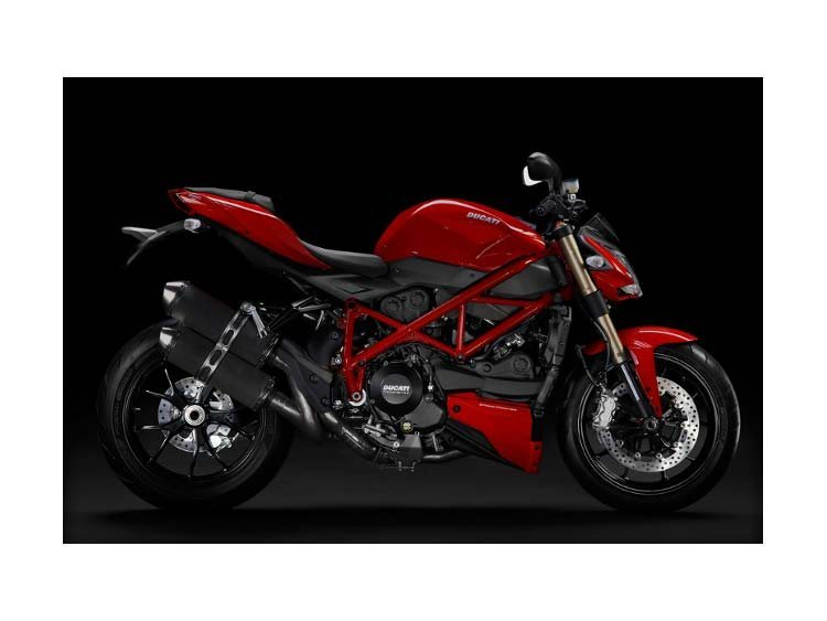 2015 Ducati STREETFIGHTER 848, motorcycle listing