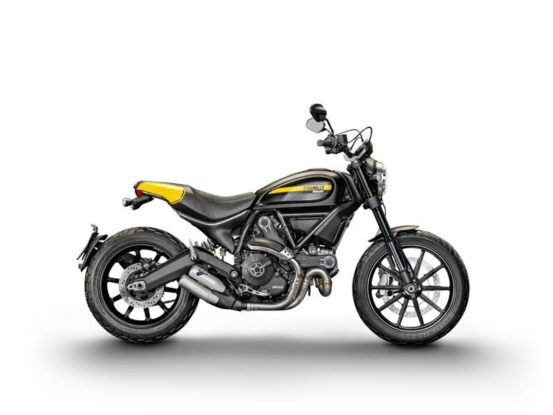 2015 Ducati Scrambler Full Throttle, motorcycle listing