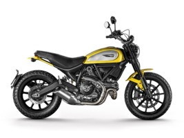 2015 Ducati Scrambler Icon '62 Yellow, motorcycle listing