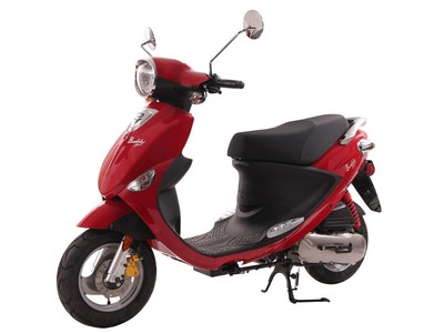 2015 Genuine Scooter Co. Buddy 50, motorcycle listing