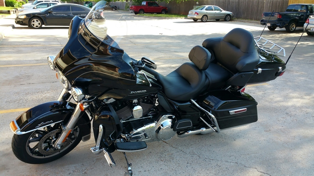 2015 Harley-Davidson Electra Glide ULTRA LIMITED, motorcycle listing