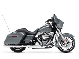 2015 Harley-Davidson FLHX - Street Glide, motorcycle listing
