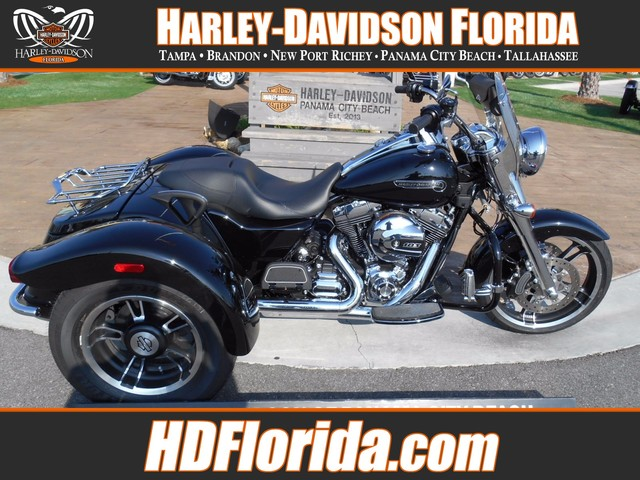 2015 Harley Davidson Flrt Freewheeler Touring Motorcycle From Panama