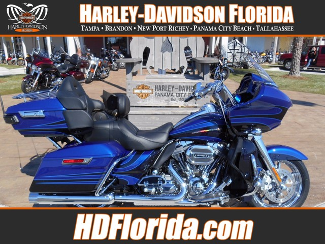 2015 Harley-Davidson FLTRXSE SCREAMIN EAGLE ROAD GLIDE CUSTOM, motorcycle listing