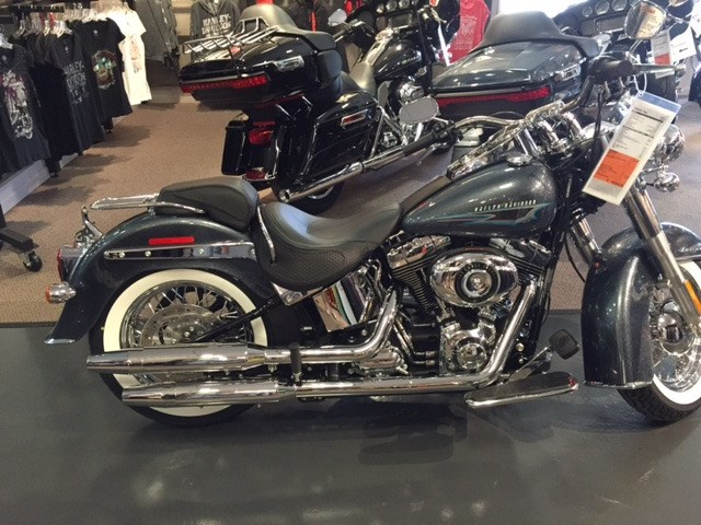 2015 Harley-Davidson Softail® Deluxe, motorcycle listing
