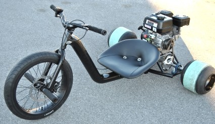 2015 Gsi Gas Motorized Drift Trike Big Wheel Ultra Slide, motorcycle listing
