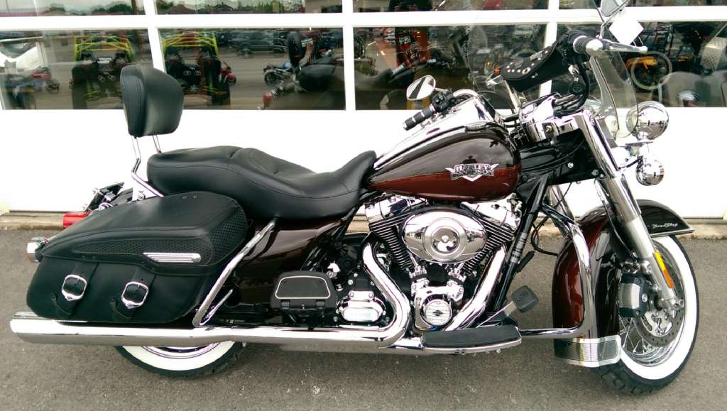 2011 harley davidson road king classic motorcycle from rapid city sd today sale 15 499. Black Bedroom Furniture Sets. Home Design Ideas
