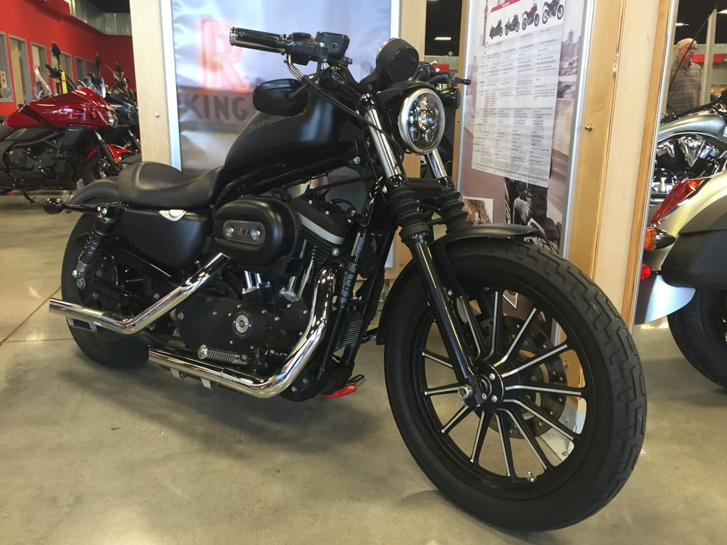 Harley Davidson Springfield Mo >> 2010 Harley Davidson Sportster Iron 883 Motorcycle From