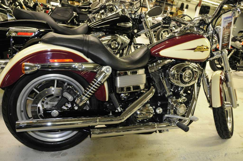 2007 Harley-Davidson Dyna Low Rider Motorcycle From South