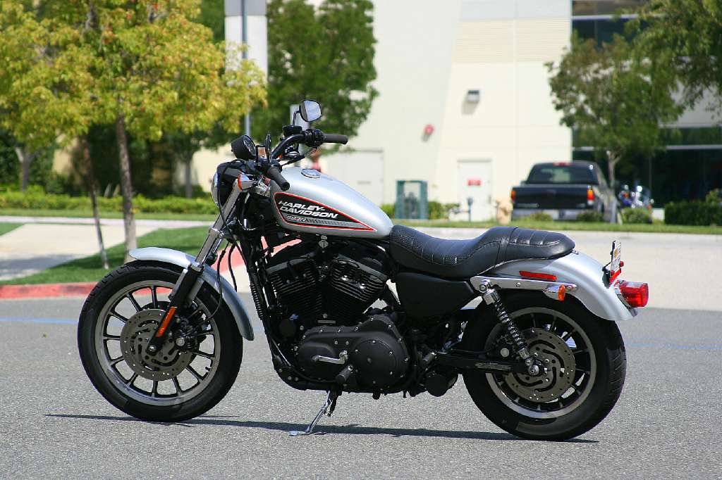 2006 Harley-Davidson Sportster 883 Roadster Motorcycle From