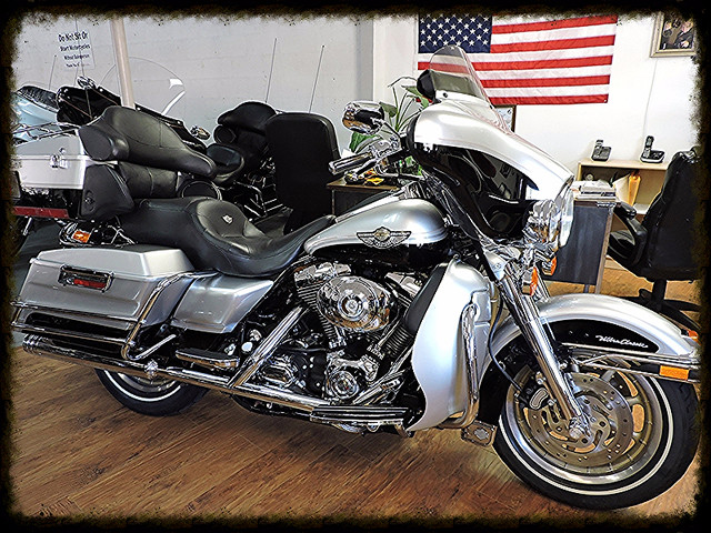2003 harley davidson ultra classic peace officer edition