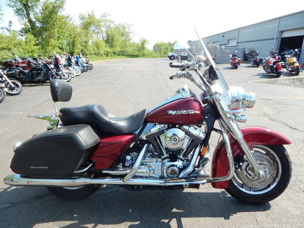 2004 harley davidson flhrs flhrsi road king custom for Harley davidson motor credit