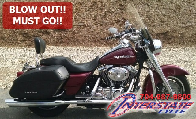 2004 harley davidson touring road king motorcycle from for Star motors mooresville nc