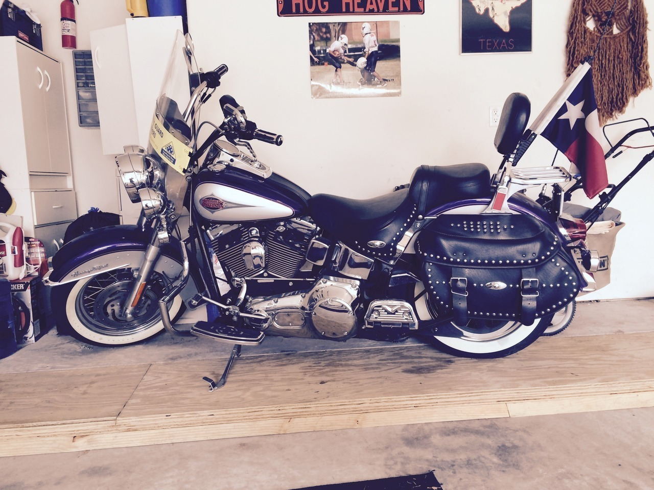 2001 Harley-Davidson Heritage Softail CLASSIC, motorcycle listing