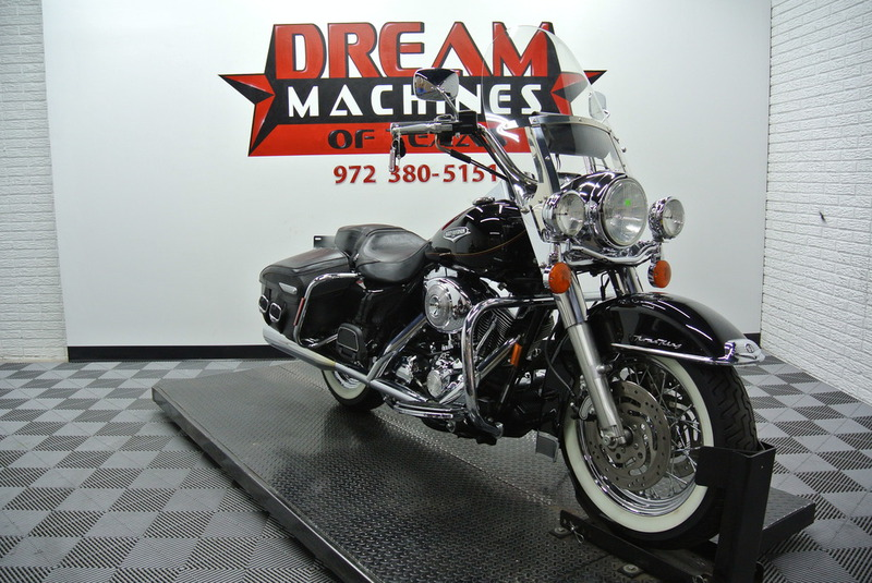 2002 Harley-Davidson FLHRCI - Road King Classic, motorcycle listing