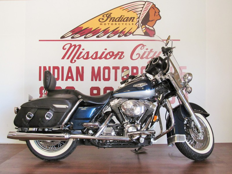 2002 Harley-Davidson FLHRCI Road King Classic LOW MILES, motorcycle listing