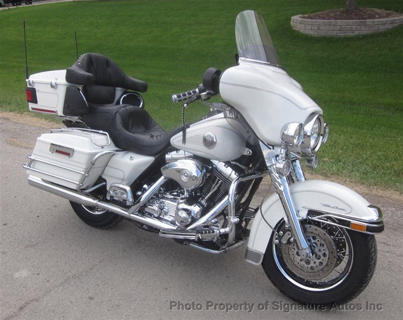 2002 Harley-Davidson FLHTCUI Ultra Classic Electra Glide Pear, motorcycle listing