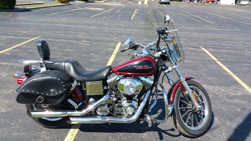 2002 Harley-Davidson FXDL - Dyna Low Rider, motorcycle listing