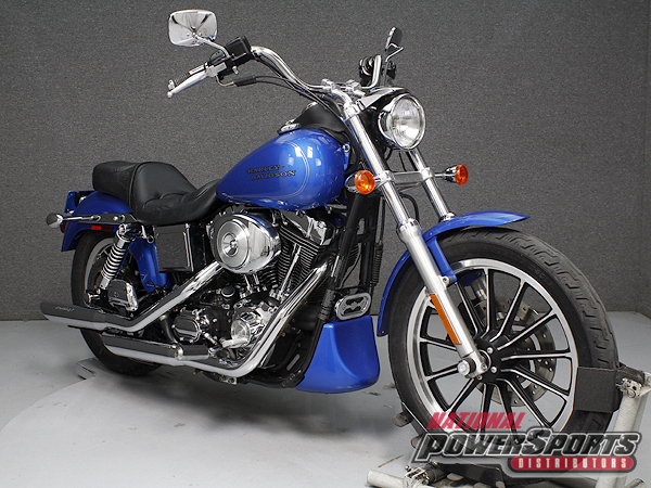 2002 Harley Davidson FXDL DYNA LOW RIDER, motorcycle listing