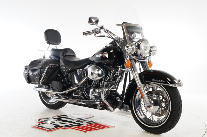 2002 Harley HERITAGE SOFTAIL CLASSIC, motorcycle listing