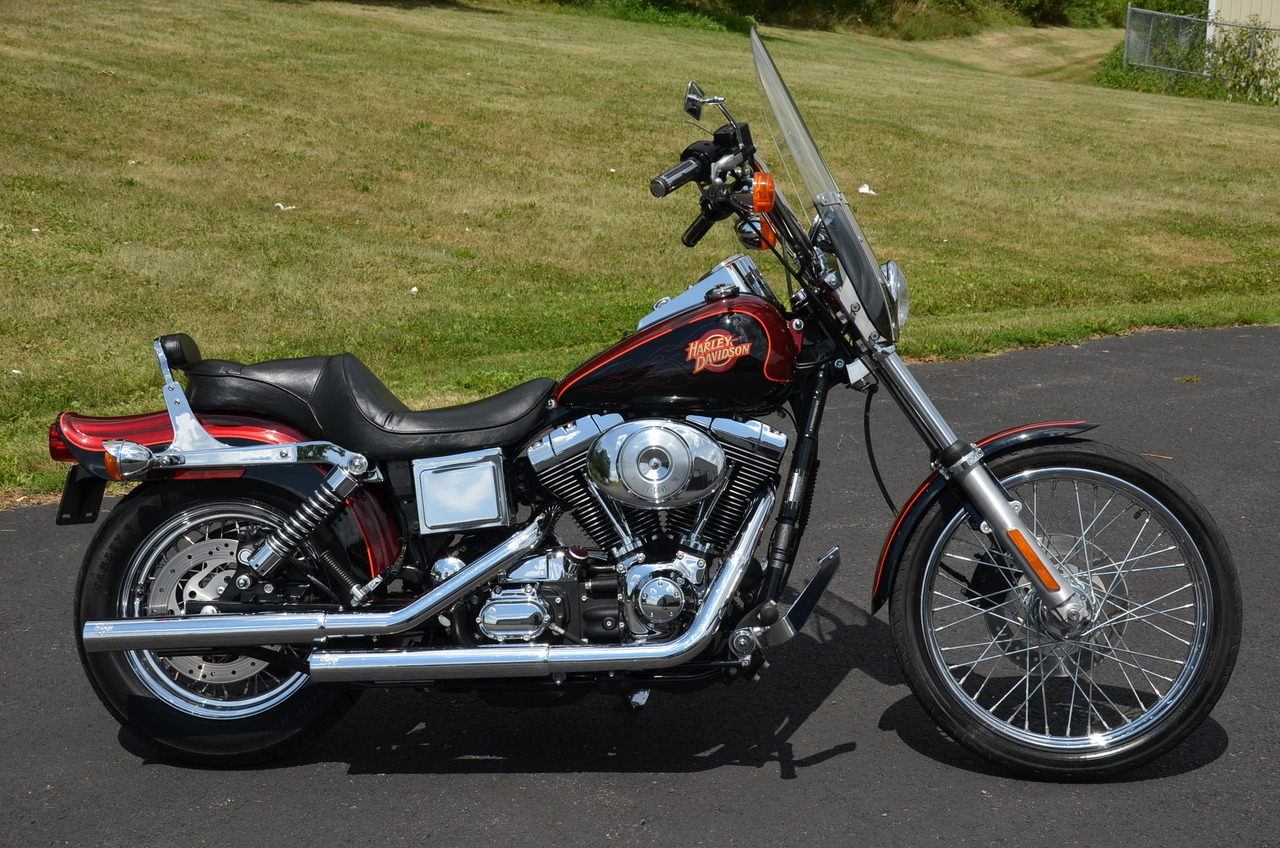 2000 Harley-Davidson DYNA WIDE GLIDE FXDWG, motorcycle listing