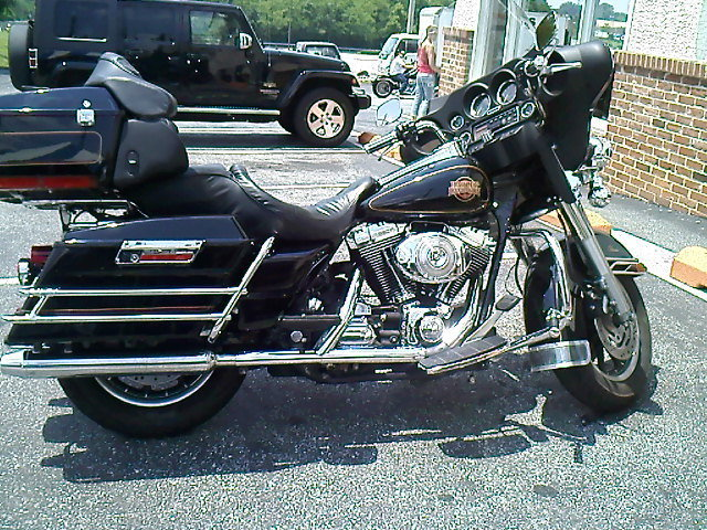 2000 Harley-Davidson Electra Glide CLASSIC, motorcycle listing