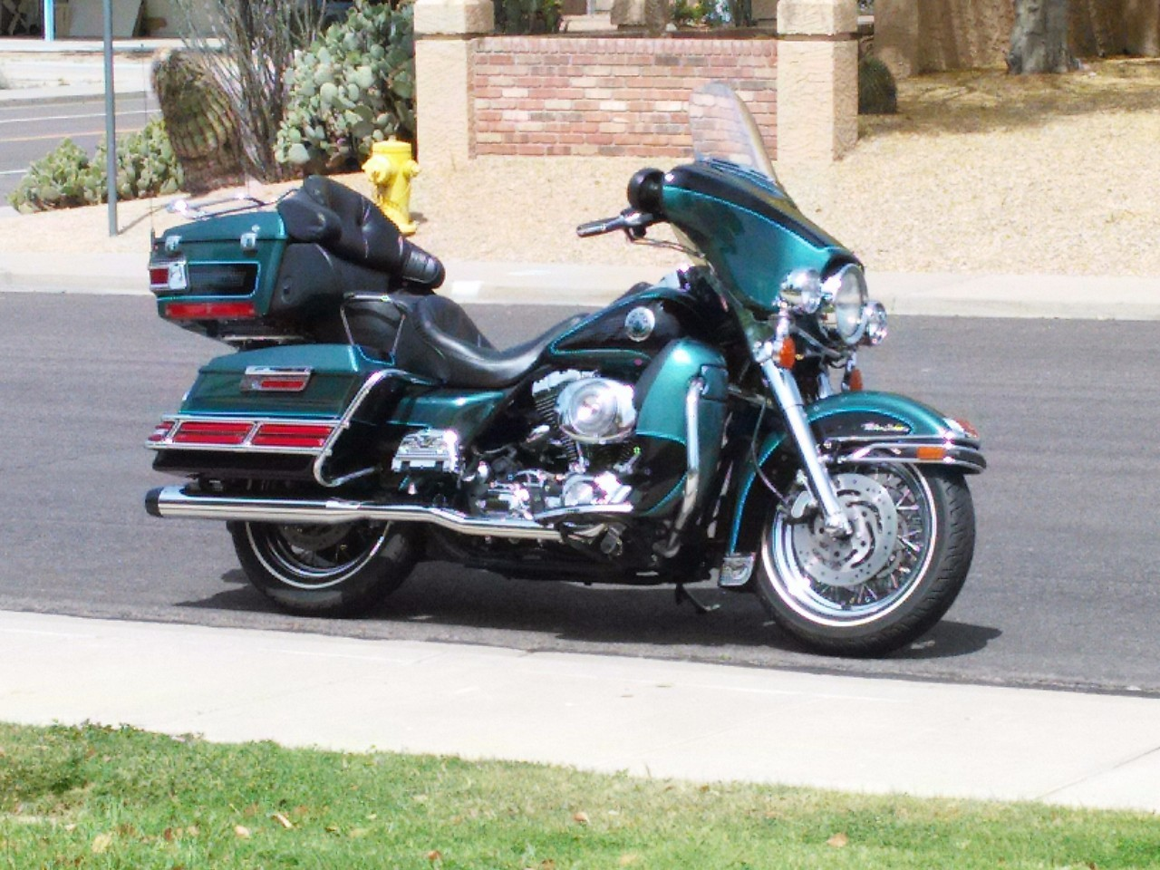 2000 Harley-Davidson Electra Glide ULTRA CLASSIC, motorcycle listing