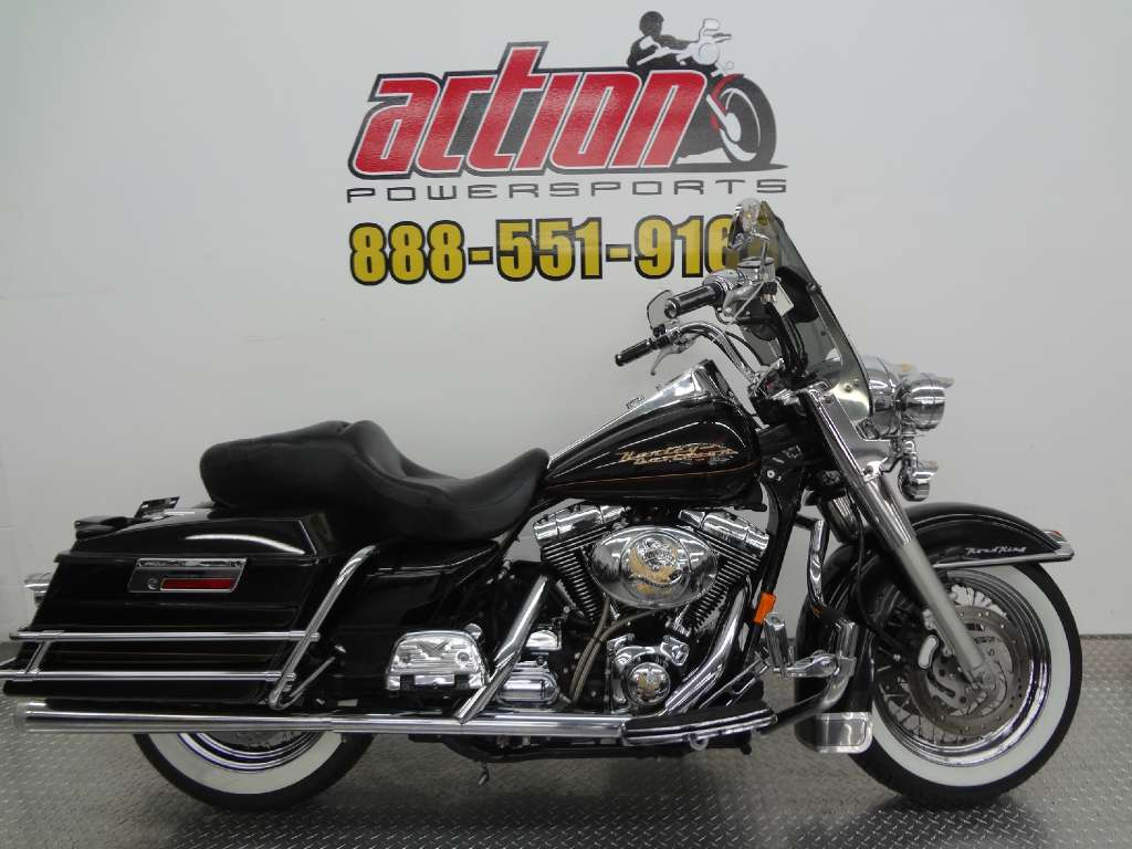 2000 Harley-Davidson FLHRCI Road King Classic, motorcycle listing