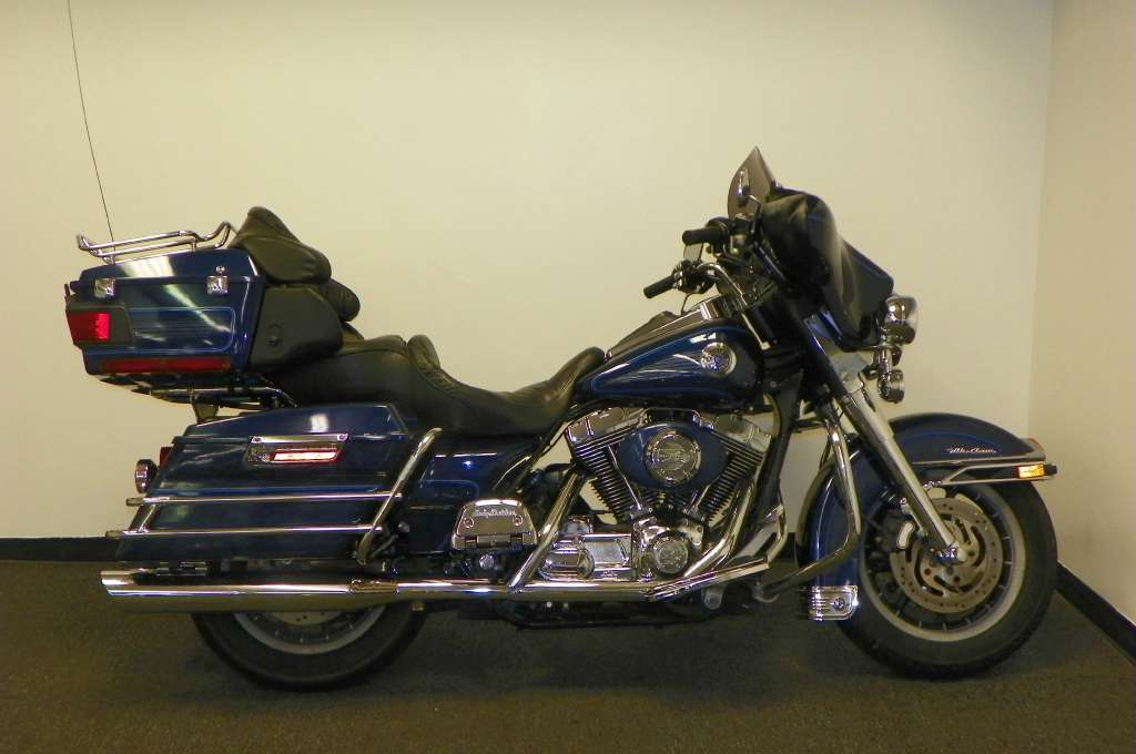 2000 Harley-Davidson FLHTCUI Ultra Classic Electra Glide, motorcycle listing