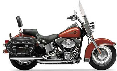 2000 Harley-Davidson FLSTC Heritage Softail Classic, motorcycle listing