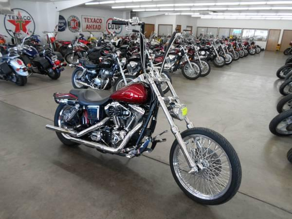2000 Harley-Davidson FXDWG Dyna Wide Glide, motorcycle listing