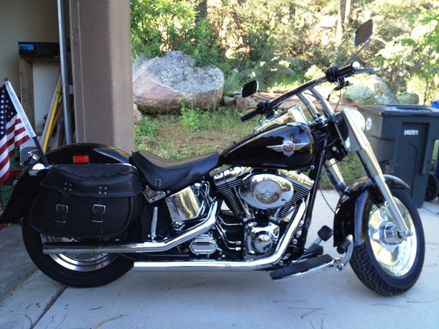 2000 Harley-Davidson Fat Boy , motorcycle listing