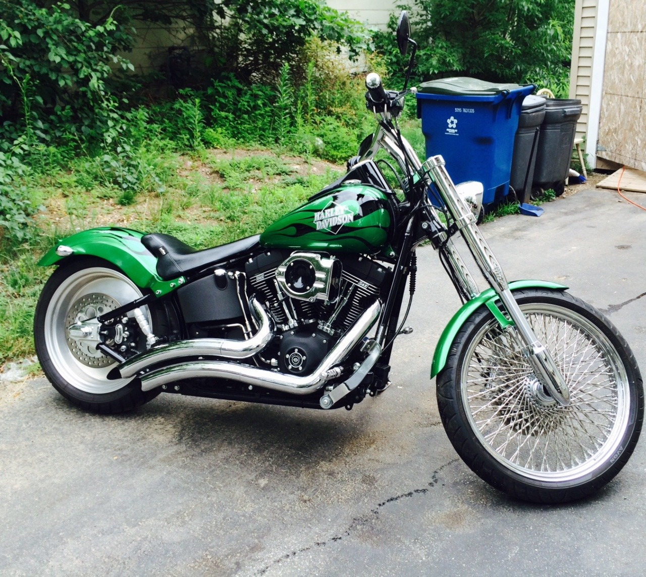 2000 Harley-Davidson Night Train , motorcycle listing