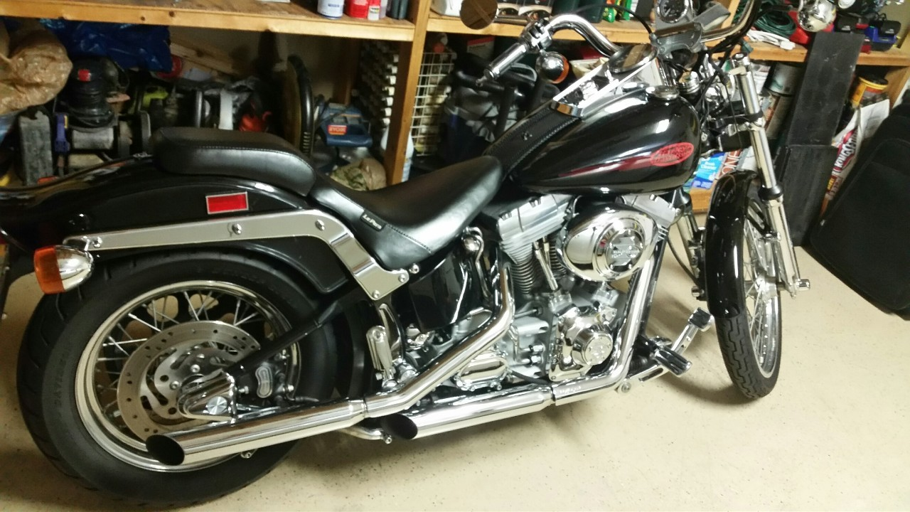 2000 Harley-Davidson Softail STANDARD, motorcycle listing