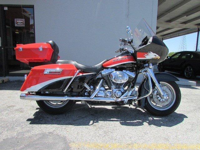 2000 Harley-Davidson Touring FLTRSEI, motorcycle listing