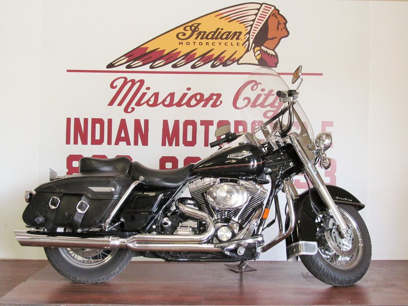 2001 Harley-Davidson FLHRCI Road King Classic Low Miles, motorcycle listing