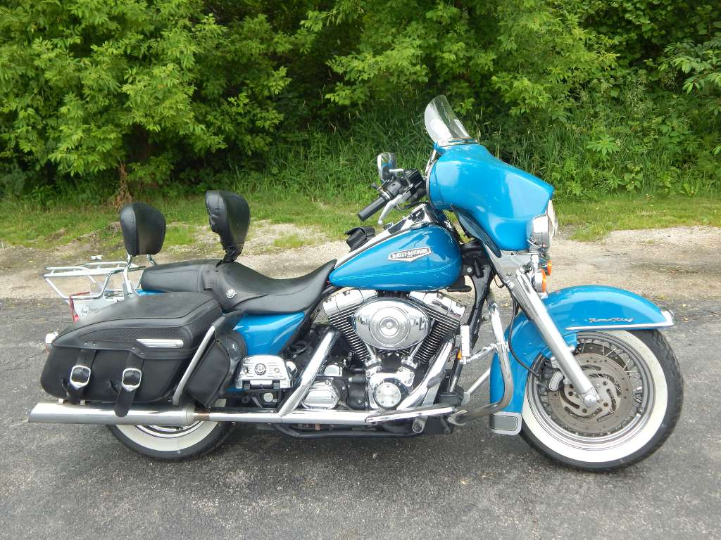 2001 Harley-Davidson FLHRCI Road King Classic, motorcycle listing