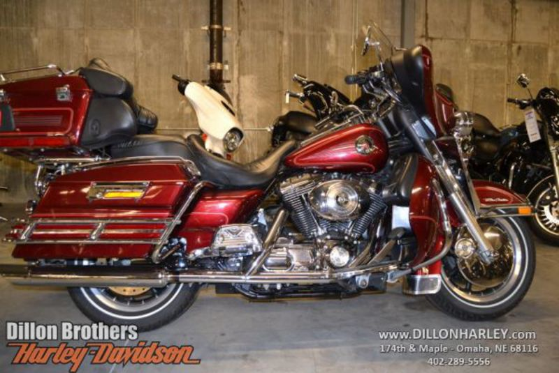 2001 Harley-Davidson FLHTCU - Ultra Classic Electra Glide, motorcycle listing