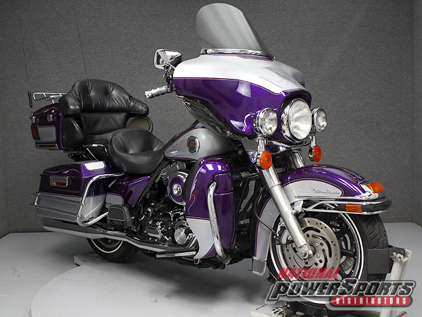 2001 Harley Davidson FLHTCUI ELECTRA GLIDE ULTRA CLASSIC, motorcycle listing