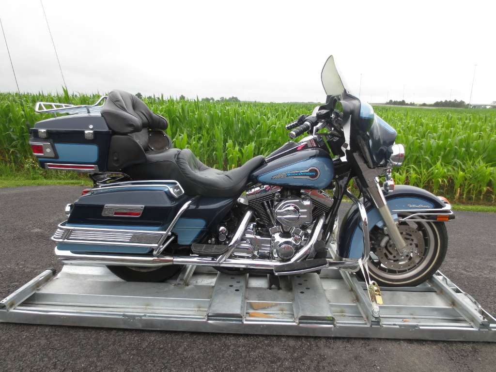 2001 Harley-Davidson FLHTCUI Ultra Classic Electra Glide, motorcycle listing