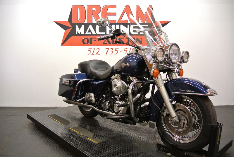2001 Harley-Davidson Road King Classic FLHRCI *Hard Bags & Cu, motorcycle listing