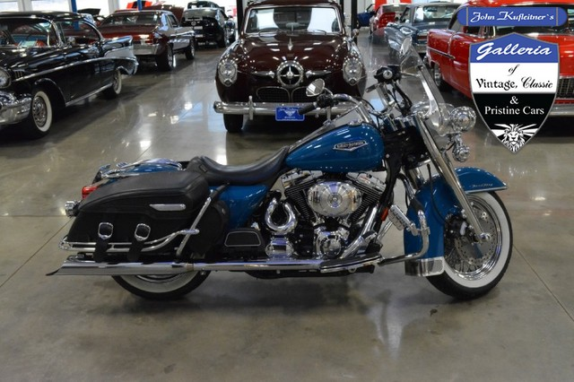 2001 Harley-Davidson Road King, motorcycle listing