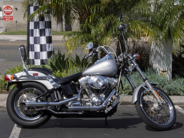 2001 Harley Davidson Softail, motorcycle listing