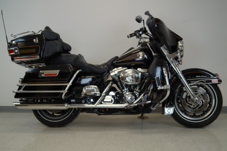 2001 Harley-Davidson Ultra Classic, motorcycle listing