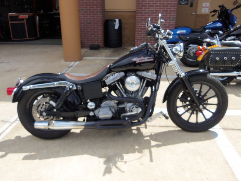 2001 Harley Dyna FXD, motorcycle listing