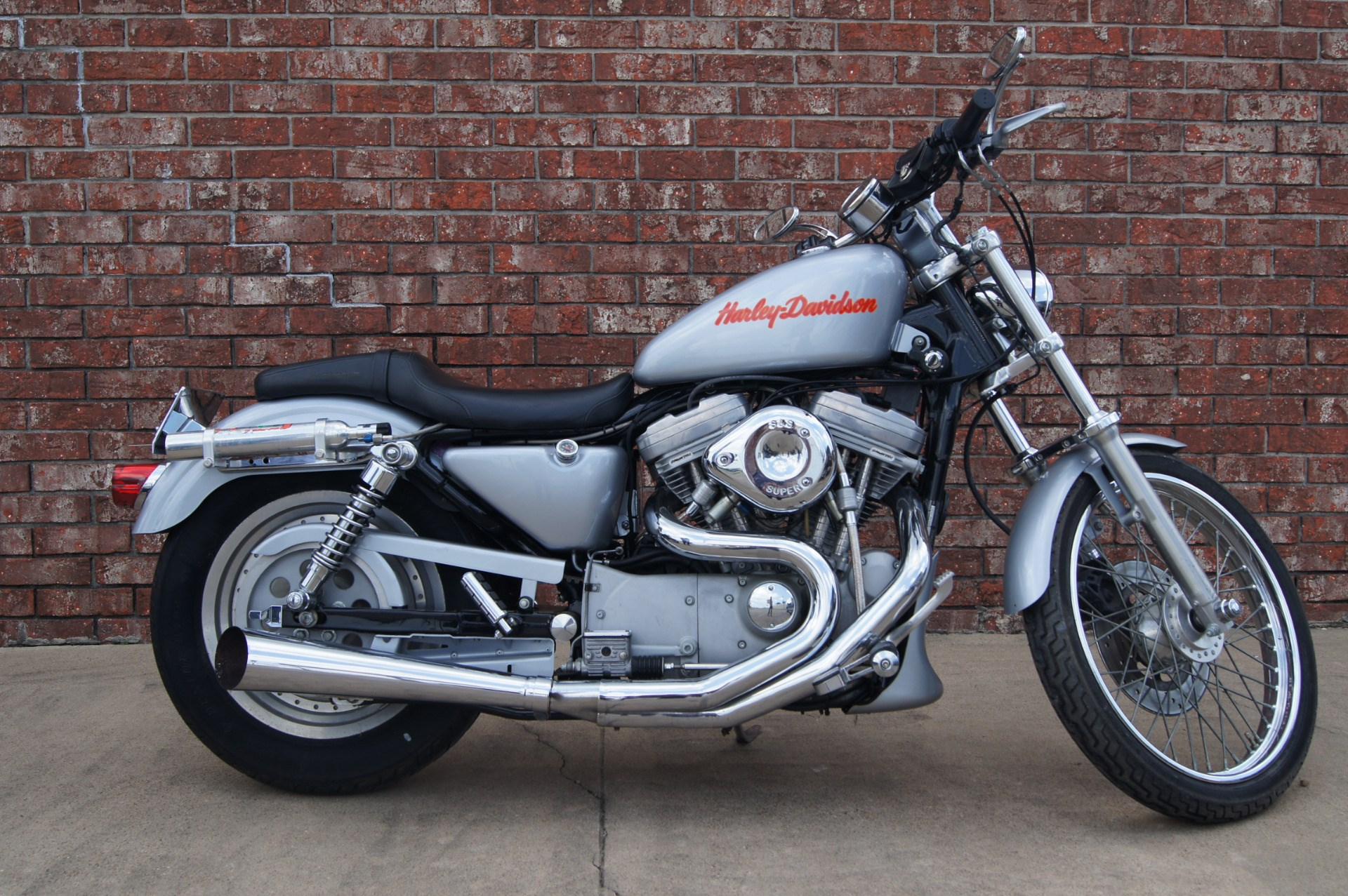 Harley Sportster For Sale >> 1999 Harley Davidson 1200 Sportster Motorcycle From Beaumont